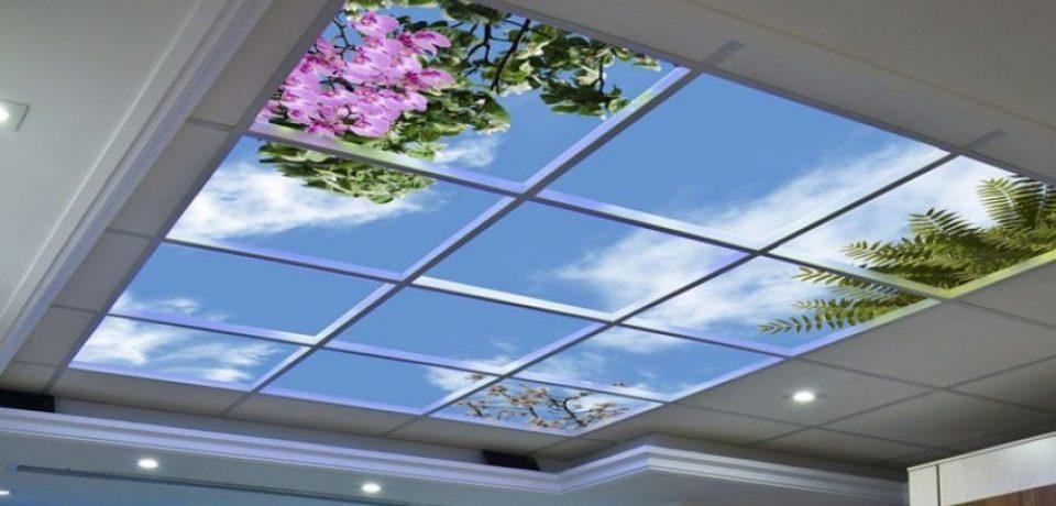 نقش سقف کاذب در دکوراسیون خانه