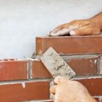 نحوه ساخت دیوار آجری