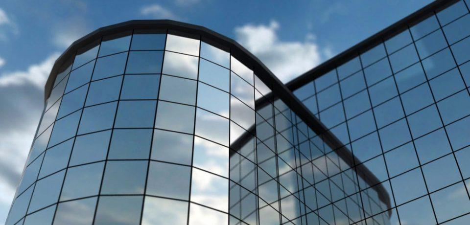 کاربرد شیشه در ساختمان