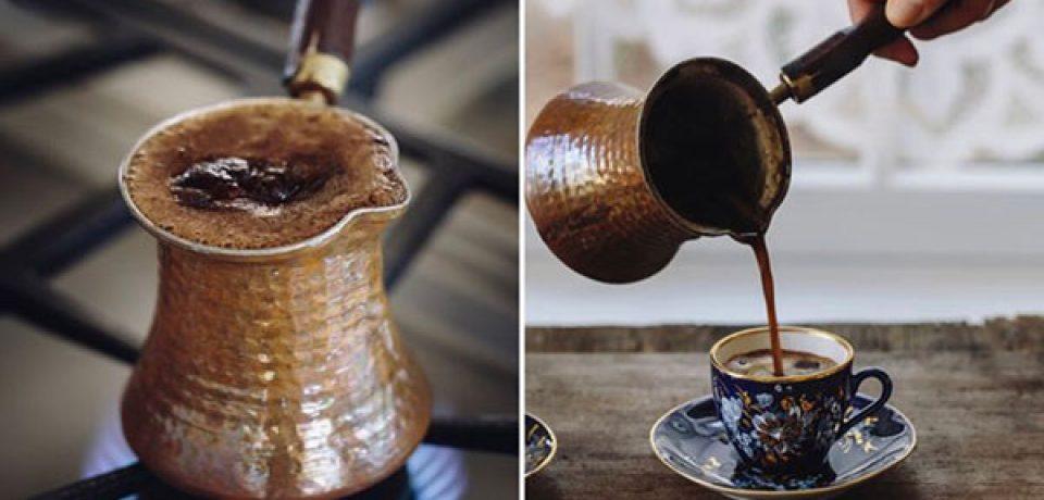 چگونه قهوه درست کنیم
