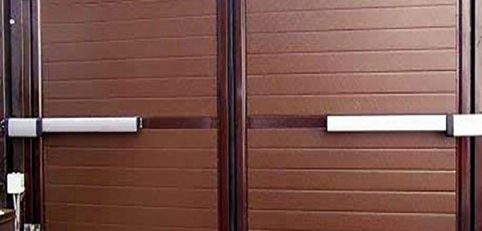 کاهش هزینه های برق با استفاده از درب اتوماتیک