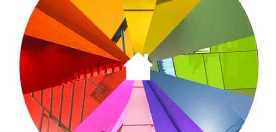 ۴ قانون رنگی که هر طراحی داخلی باید آن را رعایت کند