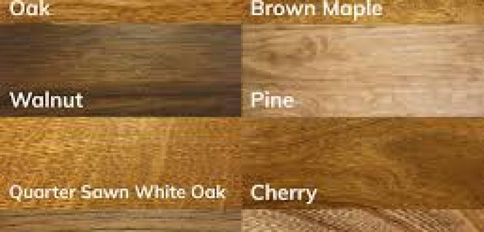 کدام نوع چوب برای مبلمان بهترین است