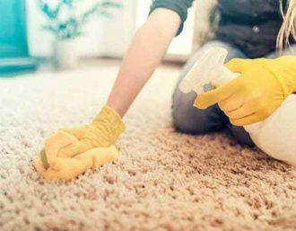 هر چند وقت یکبار باید فرش خود را تمیز کنید