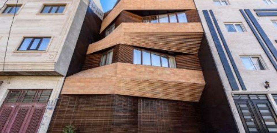 معرفی انواع مصالح ساختمانی برای نما ساختمان