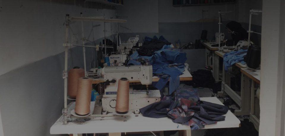 چگونه یک کارگاه تولیدی پوشاک راه اندازی کنم؟