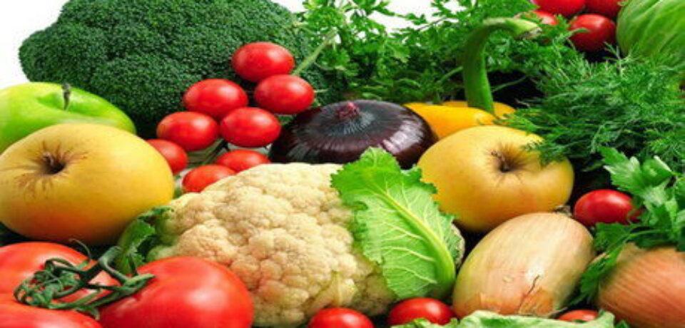 مصرف میوه و سبزیجات برای سلامتی مفید است