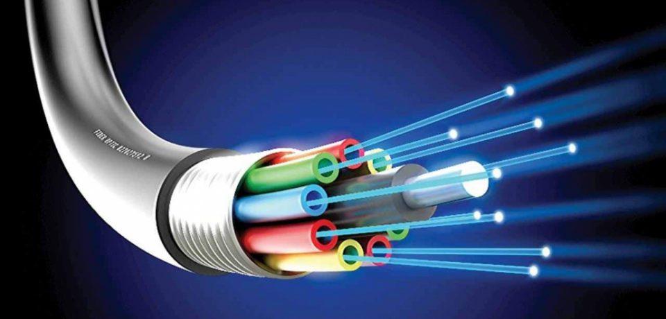کابل فیبر نوری چیست