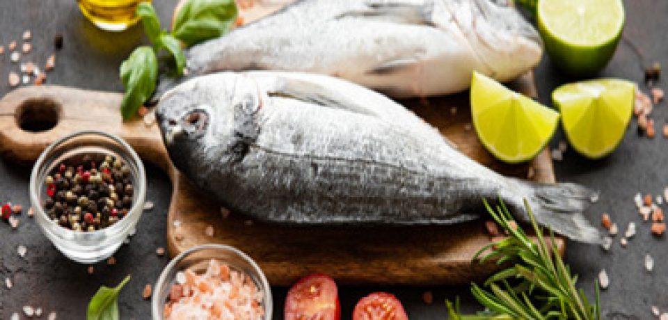 تفاوت ماهی تازه و منجمد