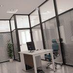 مزایای اصلی استفاده از پارتیشن های اداری