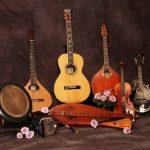 تاریخچه ی پیدایش سازهای موسیقی