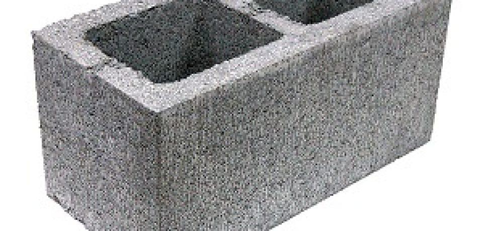 ساخت خانه با استفاده از بلوک های بتنی