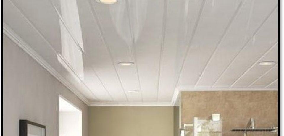 مزایای سقف کاذب pvc