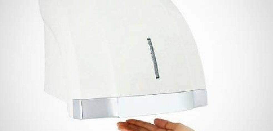 دستمال کاغذی یا خشک کن برقی