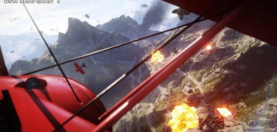 جزئیات به روزرسانی زمستانه بازی Battlefield 1 منتش شد !