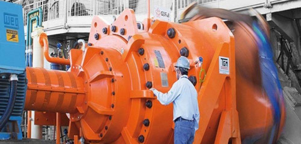 جایگاه گیربکس صنعتی در قلب نیروگاه ها