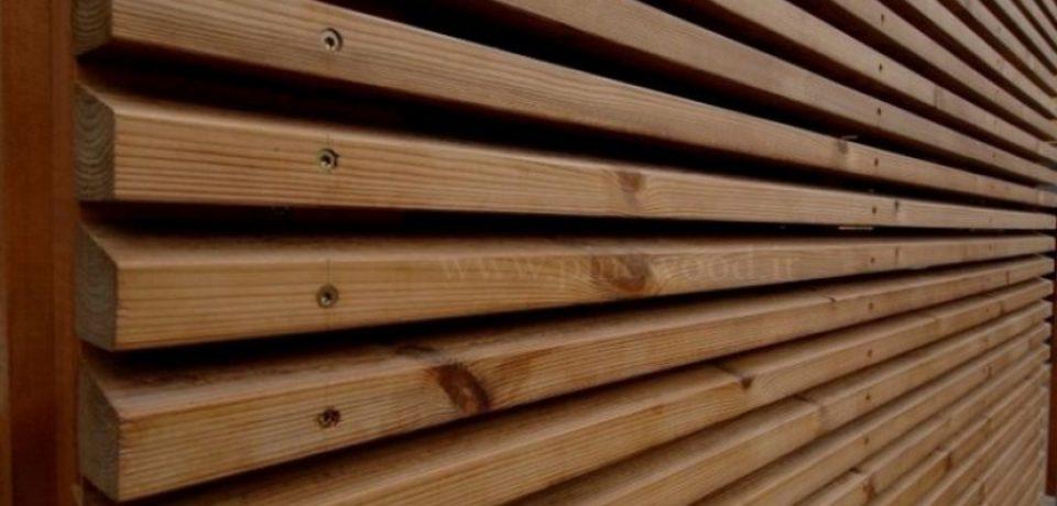 چوب ترمووود چیست