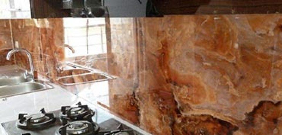 کاربرد سنگ مصنوعی در آشپزخانه