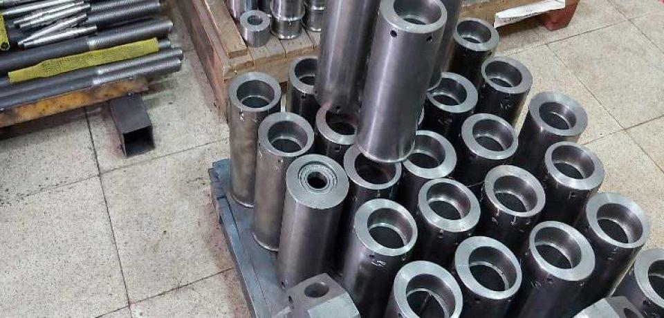 ماشین کاری قطعات صنعتی