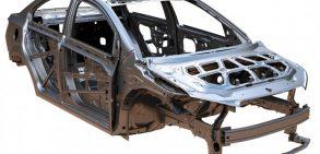 فلزات مورد استفاده در ساخت اتومبیل