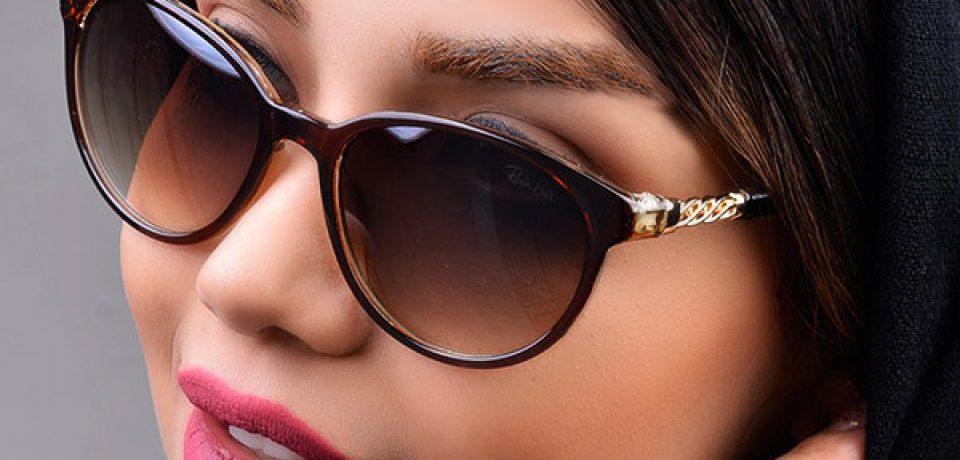 شناسایی عینک آفتابی استاندارد