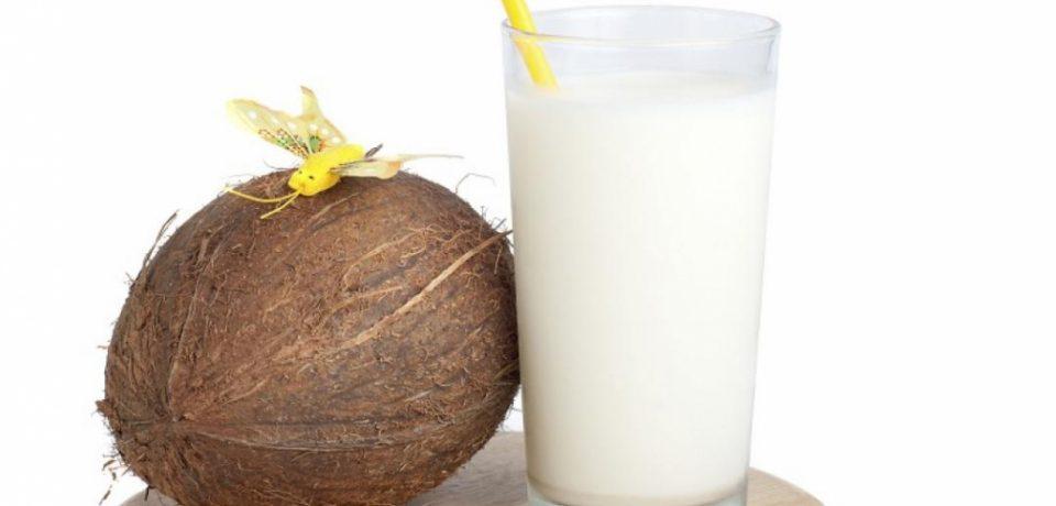 نوشیدنی مقوی به نام شیر نارگیل